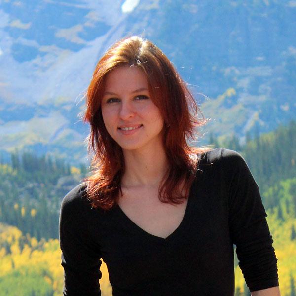 Team - Snezhana Solovey