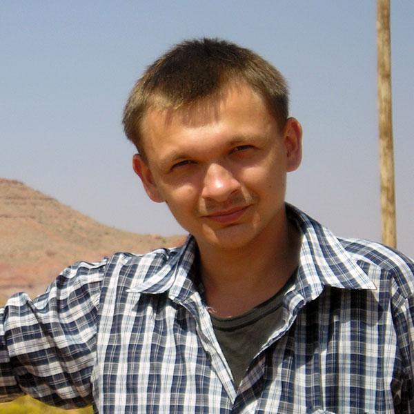 Team - Evgeniy Solovey